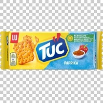 LU - tuc crackers 100gr paprika - 24 pakken