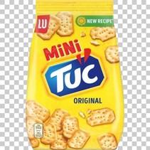 LU - tuc minibites original 100g - 14 zakken
