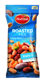 Nutisal Nutisal - enjoy mix 14 x 60 gr - 14 stuks