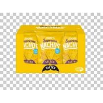 Jimmy´s - supreme nachos salted 140g - 12 zakken