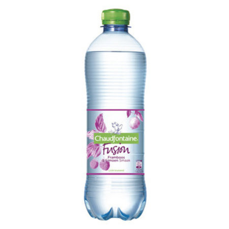 Chaudfontaine Chaudfontaine - fusion framb.lime 50cl - 6 flessen