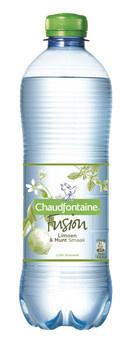 Chaudfontaine Chaudfontaine - fusion limoen mint 50cl- 6 flessen