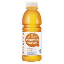 Sourcy - vit w mango/guave 50cl - 6 flessen