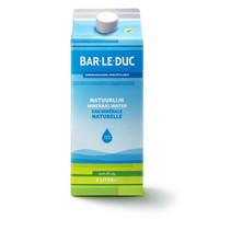 Bar le Duc - miner water 2lt pakken- 6 pakken