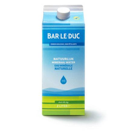 Bar Le Duc Bar le Duc - miner water 2lt pakken- 6 pakken