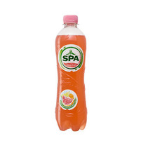 Spa - citrus fruit 100% natuurl 50cl- 6 flessen
