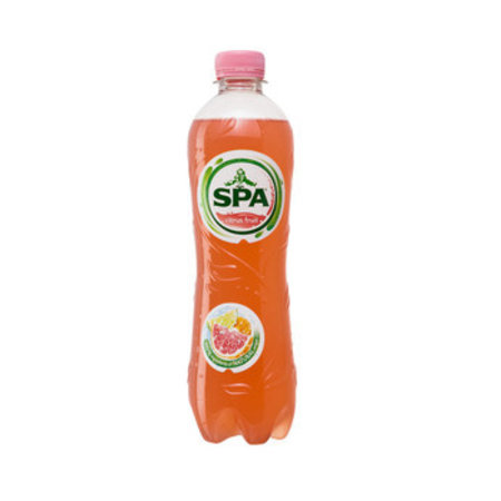 Spa Spa - citrus fruit 100% natuurl 50cl- 6 flessen