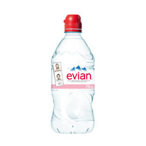 Evian - 75cl pet - 12 flessen