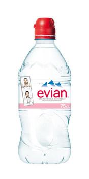 Evian Evian - 75cl pet - 12 flessen