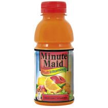 Minute Maid - multivit 33cl pet - 24 flessen