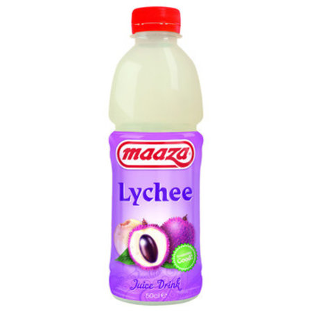 Maaza MAAZA - lychee 50cl pet - 12 flessen