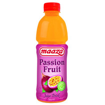 MAAZA - passion fruit 50cl pet - 12 flessen