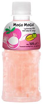 Mogu Mogu Mogu Mogu - lychee 32cl pet - 6 flessen