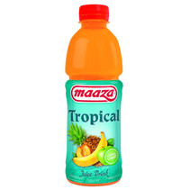 MAAZA - tropical 50cl pet - 12 flessen