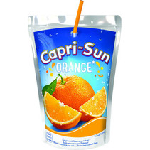 CapriSun - orange 40pk 20cl pakken - 40 pakken
