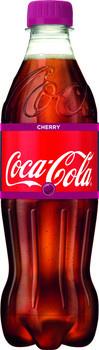 Coca Cola Coca Cola - cherry 50cl pet - 12 flessen