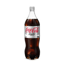 Coca Cola - light 1,25lt pet - 8 flessen