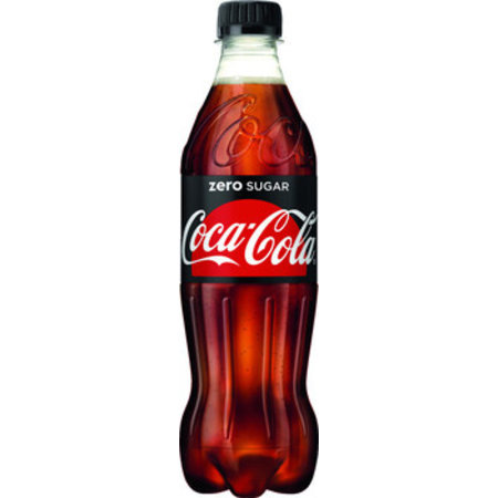 Coca Cola Coca Cola - zero 50cl pet - 12 flessen