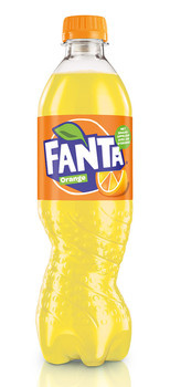 Fanta Fanta - orange 50cl pet - 12 flessen