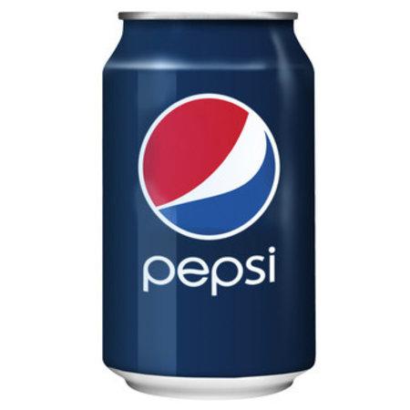 Pepsi PEPSI - cola 33cl blik - 24 blikken