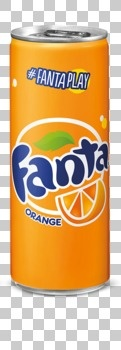 Fanta Fanta - orange can 25cl - 24 blikken