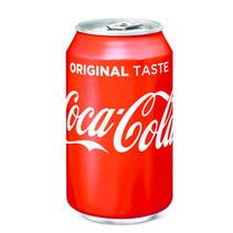 Coca Cola - regular 33cl blik - 24 blikken