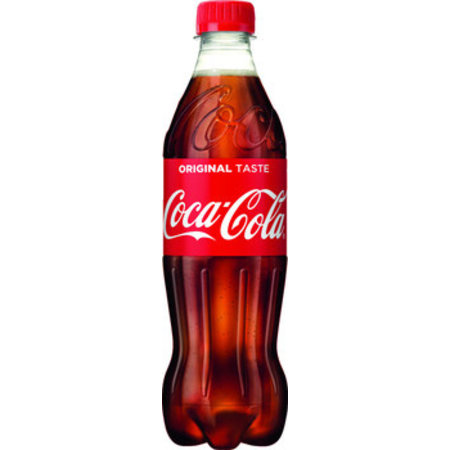 Coca Cola Coca Cola - regular 50cl pet - 24 flessen