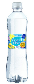 Crystal Clear Crystal Clear - citr/passie 50cl pet - 6 flessen
