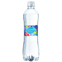Crystal Clear - cranb/limoen 50cl pet- 6 flessen
