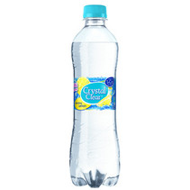 Crystal Clear - lemon 50cl pet - 6 flessen