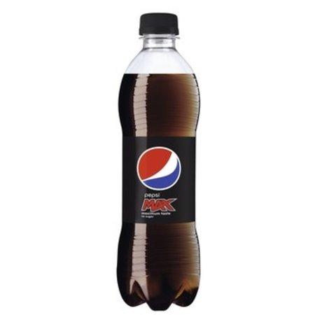 Pepsi PEPSI - max 50cl pet - 6 flessen
