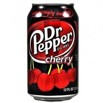 Dr.Pepper - cherry blik - 12 blikken