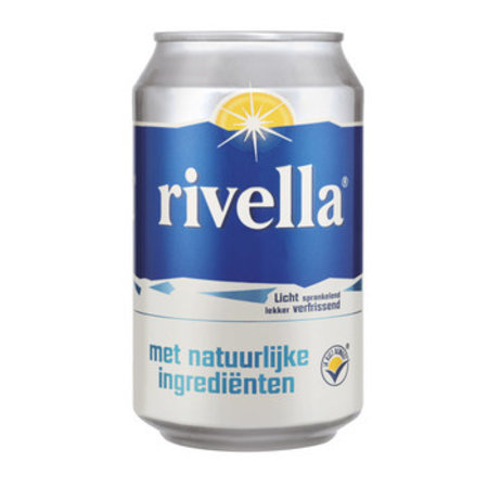 Rivella Rivella - 33cl blik - 24 blikken