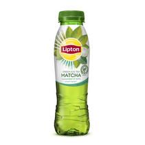 Liptonice - matcha gr cucumber mint 33cl - 12 stuks