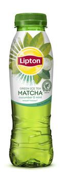 Liptonice Liptonice - matcha gr cucumber mint 33cl - 12 stuks