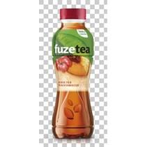 Fuze - tea bl. peach hibisc.40cl- 12 flessen
