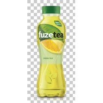 Fuze - tea green 40cl pet - 12 flessen