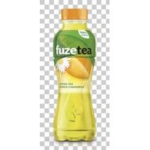 Fuze - tea green mango cham.40cl- 12 flessen