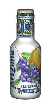 Arizona AriZona - ice tea blueberry 50cl- 6 flessen
