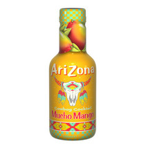AriZona - juices mucho mango - 6 flessen