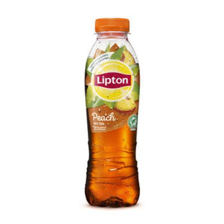 Liptonice Liptonice - ice tea peach 50cl pet - 12 stuks