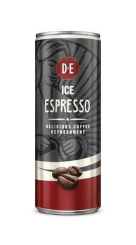 Douwe Egberts Douwe Egberts - espresso 25cl blik - 12 blikken