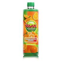 RAAK - siroop sinaasappel 75c - 6 stuks