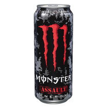 Monster - assault 50cl blik - 12 blikken