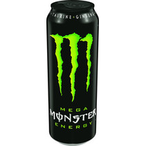 Monster - mega 55,3cl blik - 12 blikken
