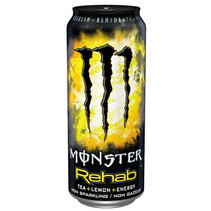 Monster - rehab 50cl blik - 12 blikken