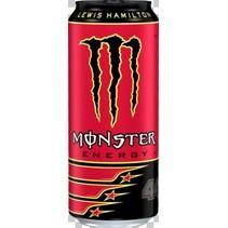 Monster - lewis hamilt 50cl blik- 12 blikken