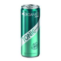 Organics - bio! organic tonic water 25cl - 12 blikken
