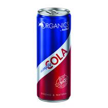 Organics - bio! organic simply cola 25cl - 12 blikken