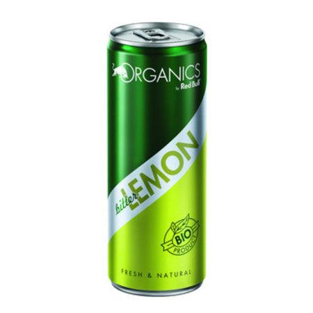 Organics Organics - bio! organic bitter lemon 25cl- 12 blikken